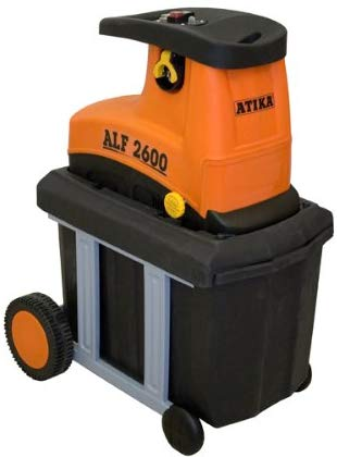 ATIKA 300626 Leise-Walzenhäcksler ALF 2600