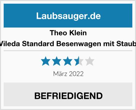 Theo Klein 6727 - Vileda Standard Besenwagen mit Staubsauger Test