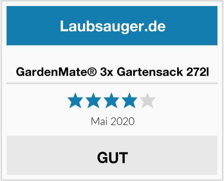 No Name GardenMate® 3x Gartensack 272l Test