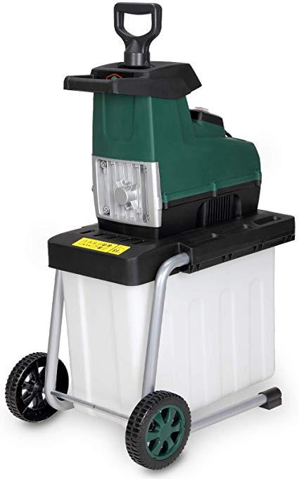 Gardebruk elektrischer Leisehäcksler 2800 W