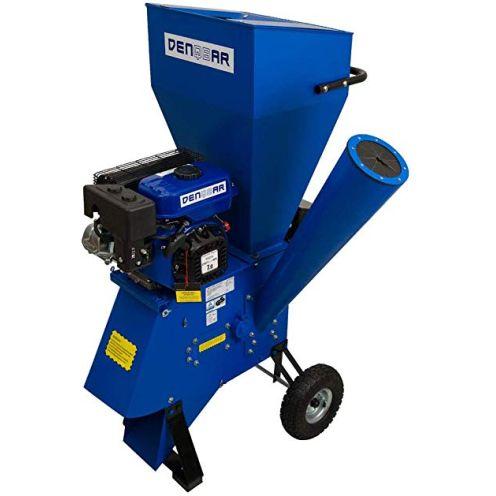 Denqbar Gartenhäcksler/Gartenschredder mit 5,1 kW (7 PS)